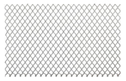 Metal net Royalty Free Stock Photos