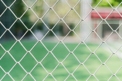 Metal net. Cage texture background Stock Image