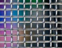 Metal net Royalty Free Stock Photo