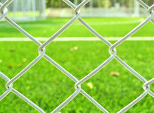 Metal net. Royalty Free Stock Photos