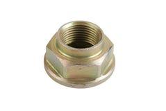 Metal nut Royalty Free Stock Image