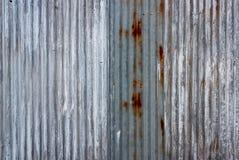 Metal ośniedziała tekstura Fotografia Royalty Free
