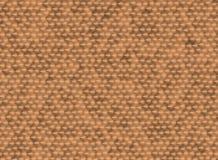metal oczyszczona tekstura Zdjęcia Stock