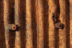 Metal oxidado Foto de Stock Royalty Free