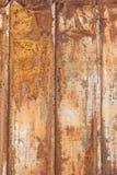 Metal oxidado 2 Imágenes de archivo libres de regalías
