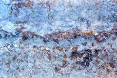 Metal oxidado Fotos de Stock Royalty Free