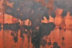 Metal oxidado imágenes de archivo libres de regalías