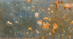 Metal oxidado Foto de archivo