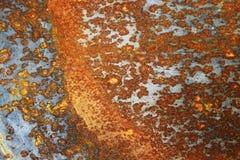 Metal oxidado Imagen de archivo