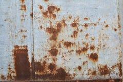 Metal oxidado Imagenes de archivo