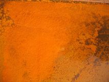 Metal oxidado Fotografia de Stock