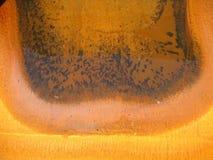 Metal oxidado Fotografia de Stock Royalty Free