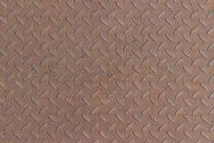 Metal oxidado textured Foto de Stock