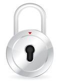 Metal padlock Royalty Free Stock Photo