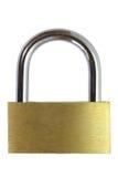 Metal padlock Stock Photos
