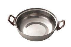 Metal pan Royalty Free Stock Image