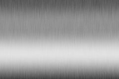 Metal panel Stock Image