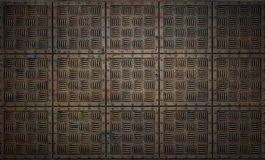 Metal Panels Stock Images