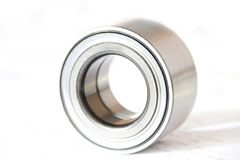 Metal parts for the car bearing stock images