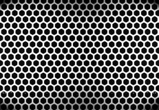 Metal pattern. The metal pattern for background Royalty Free Stock Photo