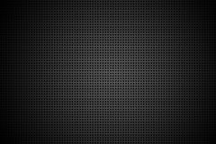 Metal Pattern. Background. Black Vignette. Metal Sheet Texture Royalty Free Stock Image