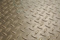 Metal pattern Stock Images