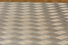 Metal pattern diagonal abstract Stock Images