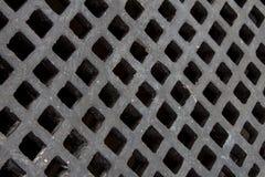 Metal pattern Stock Photography