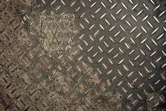 Metal pattern, perfect grunge background.  royalty free stock photography
