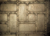 Metal pattern, perfect grunge background Stock Image
