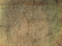 Metal pattern, perfect grunge background Stock Photos