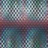 Metal pattern Stock Photo