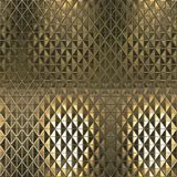 Metal pattern Stock Image