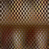 Metal pattern Royalty Free Stock Image
