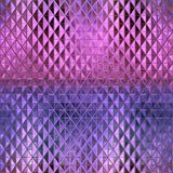 Metal pattern Stock Photography