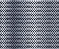 Metal_Perforated 免版税库存照片