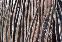 Metal pintado de acero Fotos de archivo libres de regalías