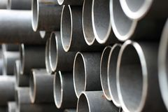 Free Metal Pipes Stock Photography - 10117842
