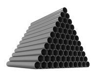 Metal Pipes Royalty Free Stock Photo