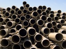 Metal Pipes 3 Stock Photography