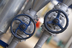 Metal pipes new 5 Stock Photos
