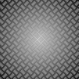 Metal plate. Detailed vector illustration of a metal plate Stock Image