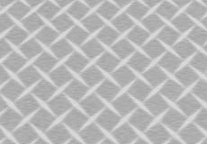 Metal plate. An illustration of a metal diamond plate Royalty Free Stock Photography