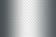 Metal plate. Basic picture of the patterned metal plate Royalty Free Stock Image