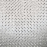 Metal plate. Vector illustration of the metal plate Royalty Free Stock Image