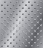 Metal plate. Vector illustration of torsion metal plate Stock Photo