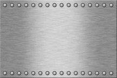 Free Metal Plate Stock Images - 8455054