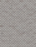 Metal plate. Matal pattern illustrated Stock Images