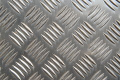 Metal Plate. Detail of a metal surface Royalty Free Stock Photo
