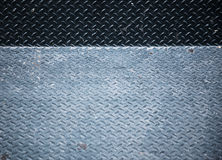 Metal plate background Stock Photo